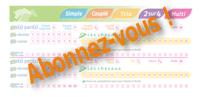 Tickets Couplé : Abonnez-vous pour accéder aux tickets Couplé
